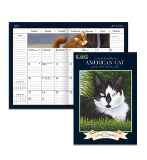 MONTHLYPLANNER/American Cat