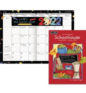 MONTHLYPLANNER/Schoolhouse