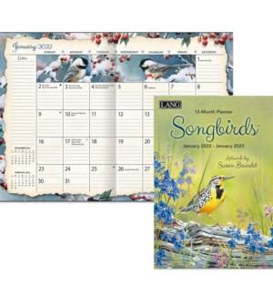 MONTHLYPLANNER/Songbirds