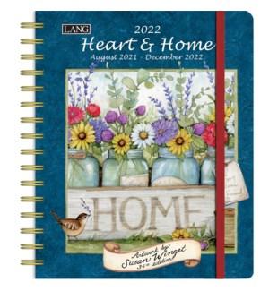 DELUXEPLANNER/Heart & Home