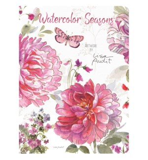 DAYPLANNER/Watercolor Seasons