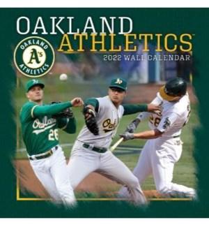 TWCAL/Oakland Athletics