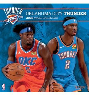 TWCAL/Oklahoma City Thunder