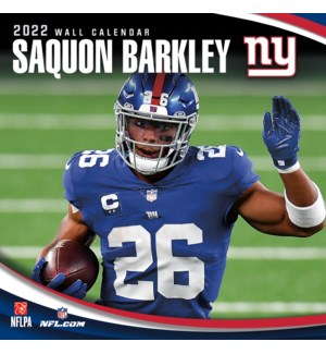 PLRWCAL/Giants Saquon Barkley