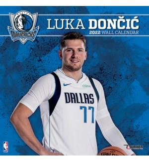 PLRWCAL/Mavericks Luka Doncic