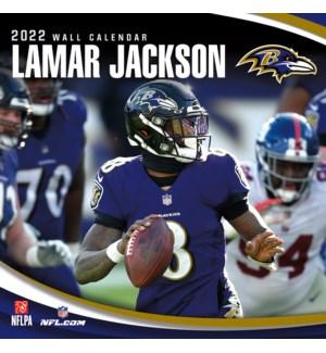 PLRWCAL/Ravens Lamar Jackson