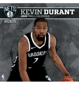 PLRWCAL/Nets Kevin Durant