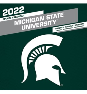 MINICAL/Michigan State Spartan