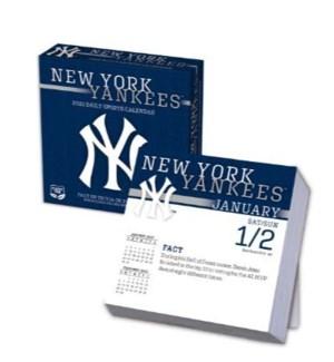 BXCAL/NEW YORK YANKEES