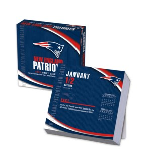 BXCAL/New England Patriots