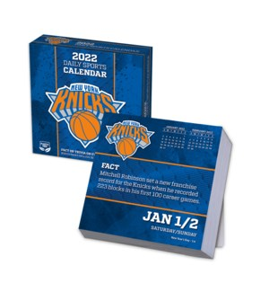 BXCAL/New York Knicks