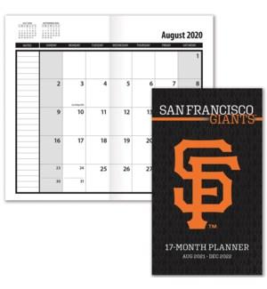 17MPLN/San Francisco Giants