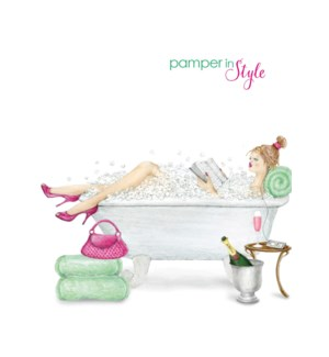 BD/Pamper In Style
