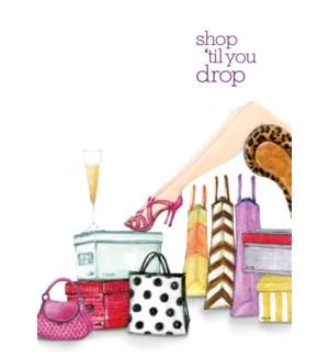 BD/Shop 'Til You Drop