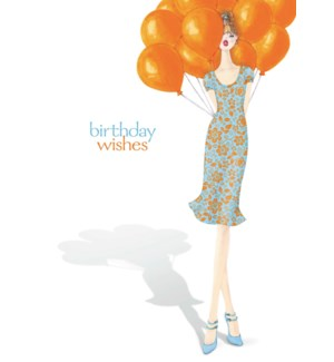 BD/B-Day Wishes Girl