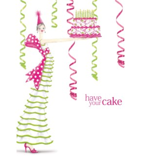 BD/Have Your Cake