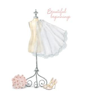 WD/Beautiful Beginnings Bride