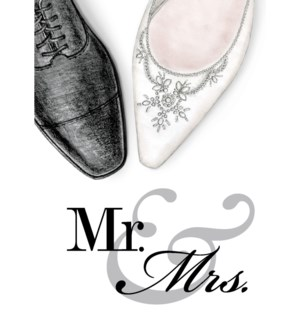 WD/Mr. And Mrs. Shoes