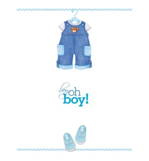 NB/Blue Boy Oh Boy