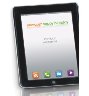 BD/New App B-Day