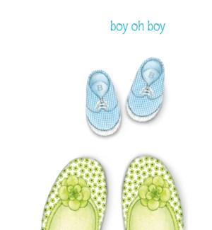 NB/Boy Oh Boy