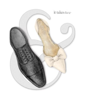 WD/It Takes Two Shoes