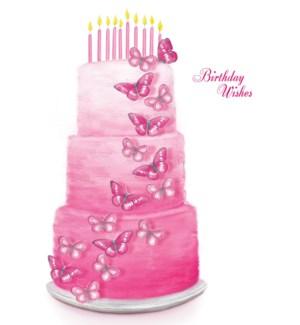 BD/Birthday Wishes Cake