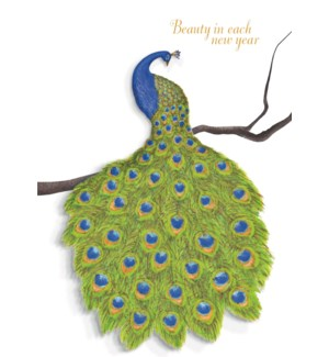 BD/Peacock Birthday