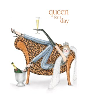 BD/Queen For A Day