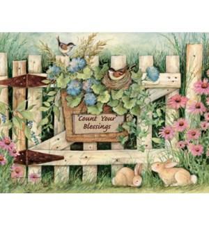 BXNCARD/Garden Gate