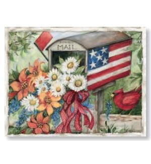 BXNCARD/Flag Mailbox