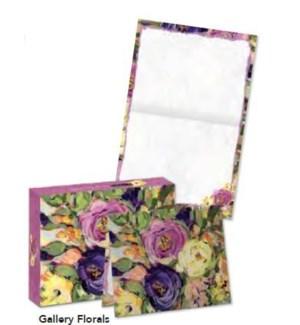 BOXEDNOTECARD/Gallery Florals