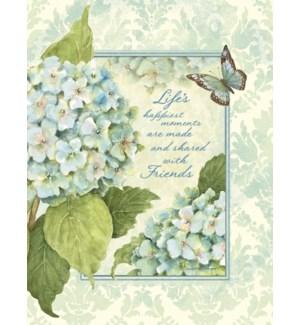 ADDRBOOK/Blue Hydrangea