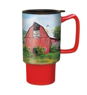 TRVLMUG/On the Farm