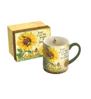 MUG/Sunflowers