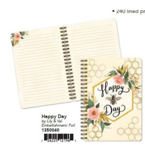 SPIRALJOURNAL/Happy Day