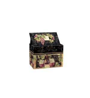 RCPCARDBX/Gilded Wine*
