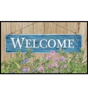 DOORMAT/Welcome