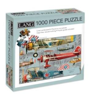 PUZZLES/1000PC Planes