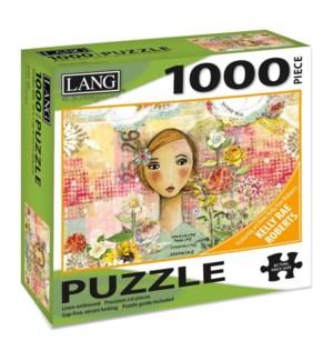 PUZZLES/1000PC Joyful Girls