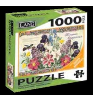 PUZZLES/1000PC Botanicals