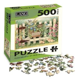 500PUZ/Garden Gate
