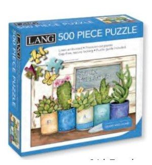 PUZZLES/500PC Stick Together