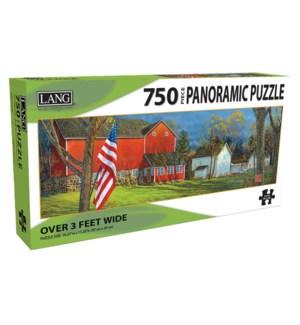 750PUZ/American Farm