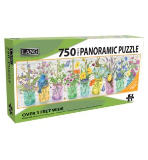 PUZZLES/750PC Herb Jars