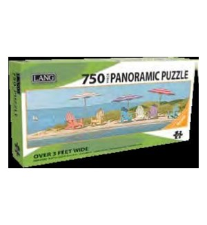 PUZZLES/750PC Summer Colours