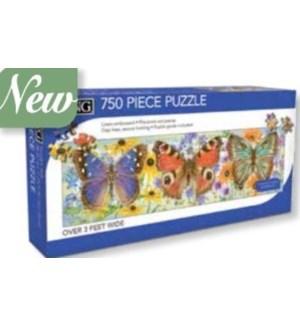 PUZZLES/750PC Butterflies