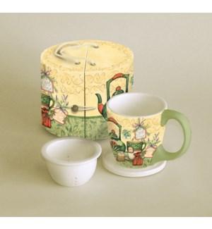 TEACUPSET/Tea Time