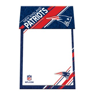 NOTEPAD/New England Patriots