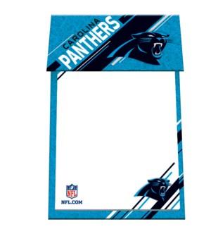 NOTEPAD/Carolina Panthers